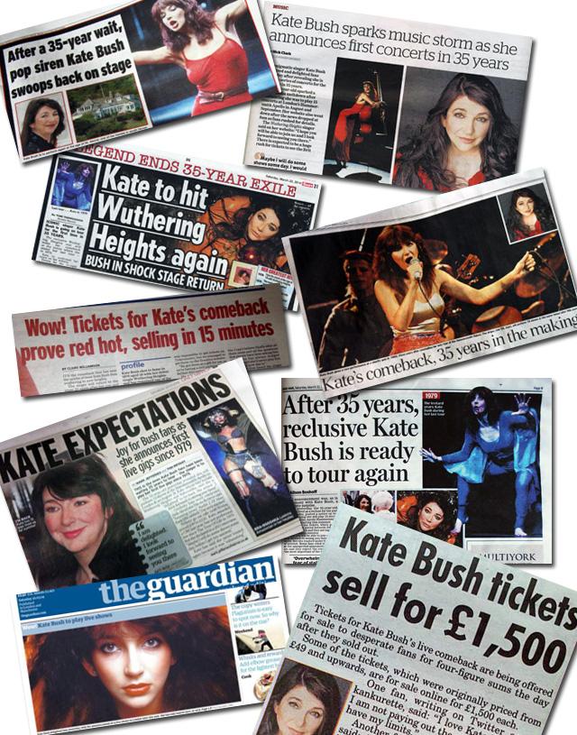 March newspaper headlines