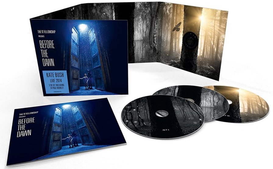 Before the Dawn 3 CD set