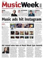 Music Week 13th Oct 2014