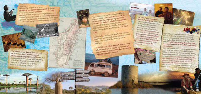 The Road to Marovany - The Art and Craft of Paddy Bush