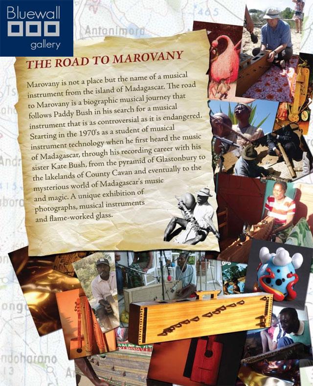The Road to Marovany - Paddy Bush