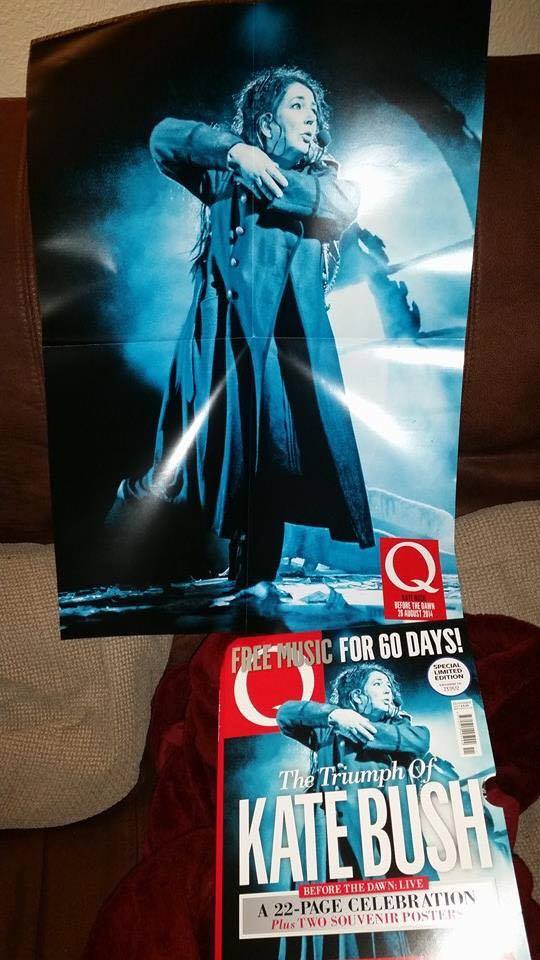 Q Magazine Tesco limited edition