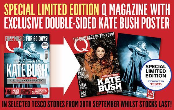 Tesco limited q magazine